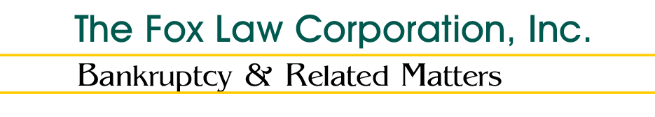 The Fox Law Corporation, Inc.